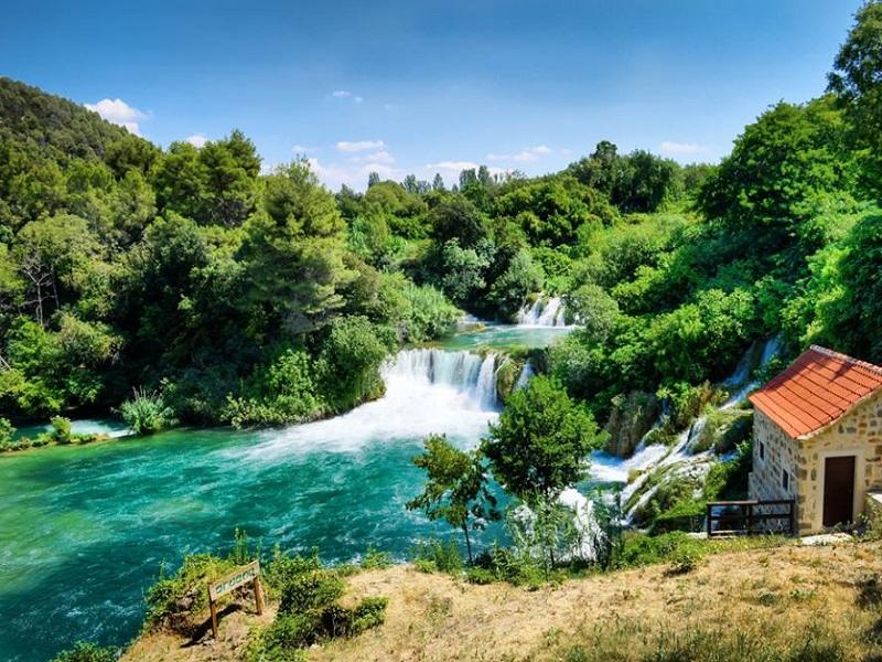 Nacionalni park Krka – Belvedere